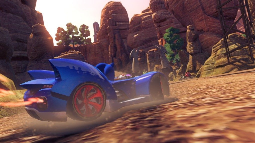 Insert Moin -- Folge 647: Sonic & All-Stars Racing Transformed