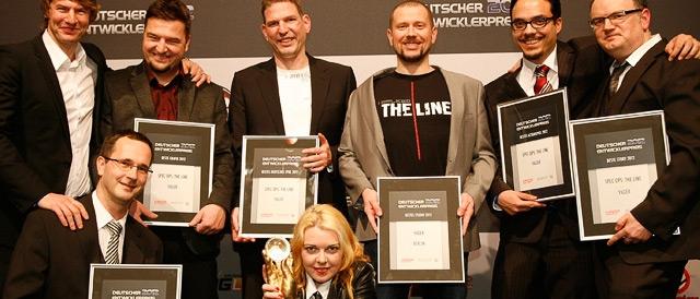 Insert Moin -- Folge 662: Deutscher Entwicklerpreis 2012