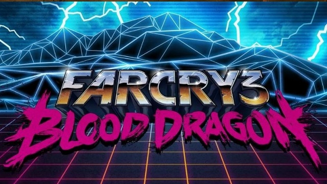 IM746: Far Cry 3 - Blood Dragon