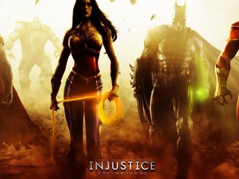 IM739: Injustice – Gods among us