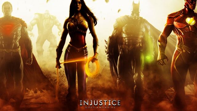 IM739: Injustice - Gods among us