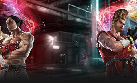 IM766: Tekken Card Tournament