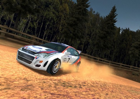 IM789: Colin McRae Rally iOS