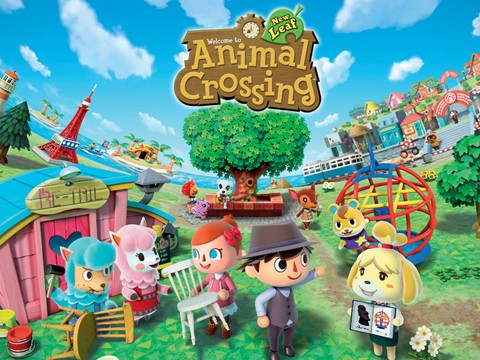 IM785: Animal Crossing New Leaf