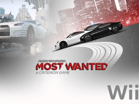 IM832: Need for Speed – Most Wanted (WiiU Version)
