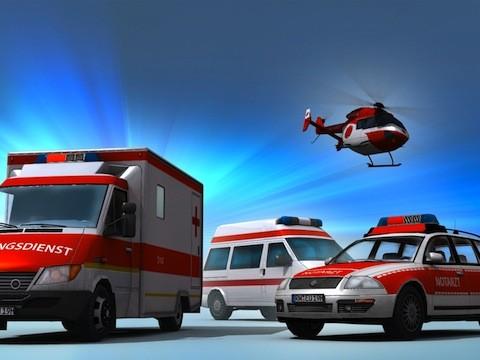 IM866: Rettungsdienst-Simulator 2014