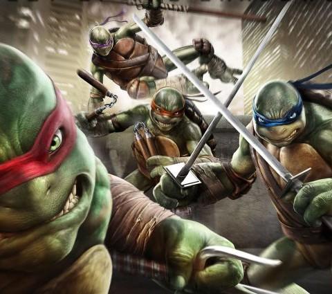 IM857: Teenage Mutant Ninja Turtles – Out of the Shadows