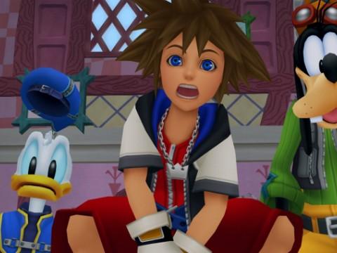 IM891: Kingdom Hearts HD 1.5 ReMIX