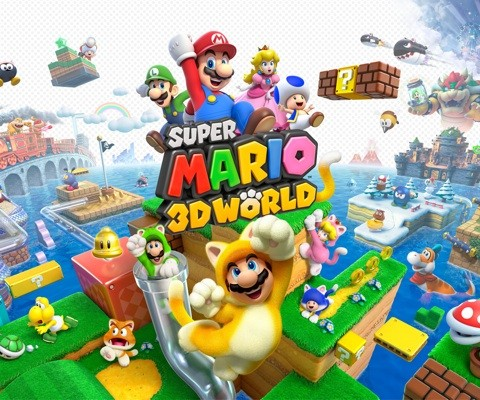 IM887: Super Mario 3D World