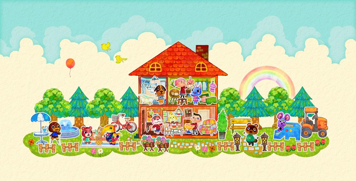 Im1409 Animal Crossing Happy Home Designer Insert Moin Insert Moin