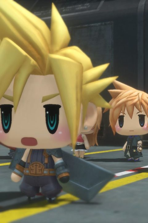IM1703: World of Final Fantasy (Preview)