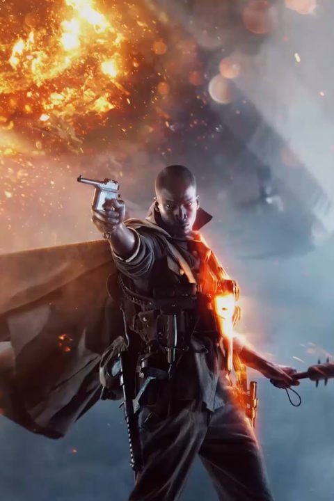IM1736: Battlefield 1 (Singleplayer)