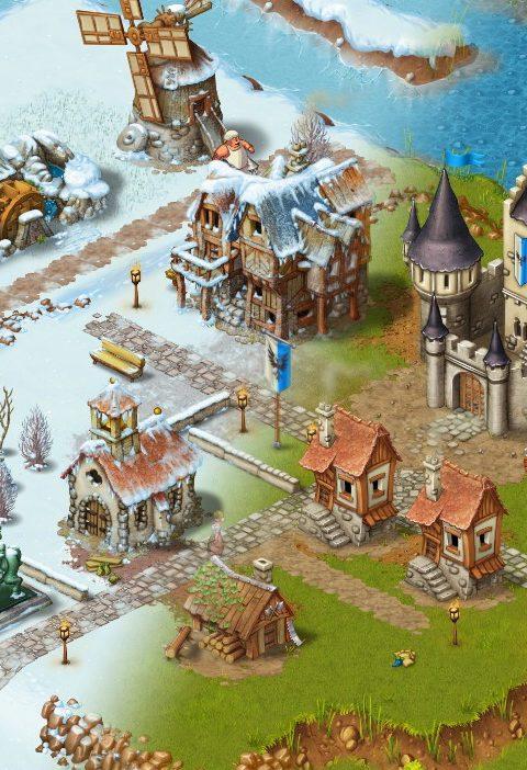 IM1761: Townsmen
