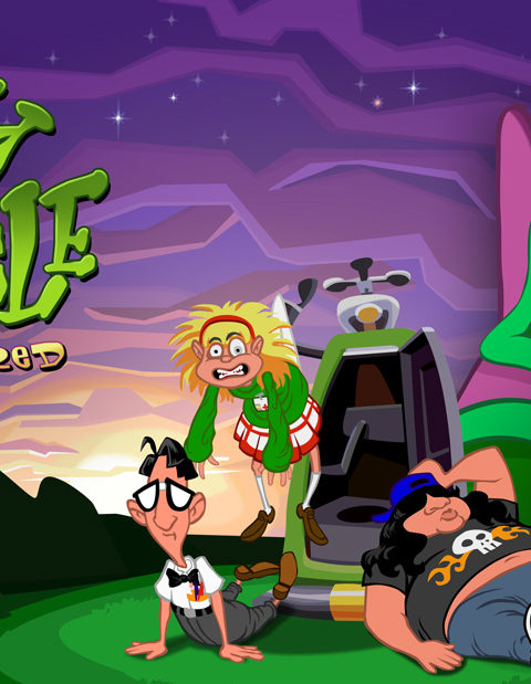 IM1789: Day of the Tentacle Remastered