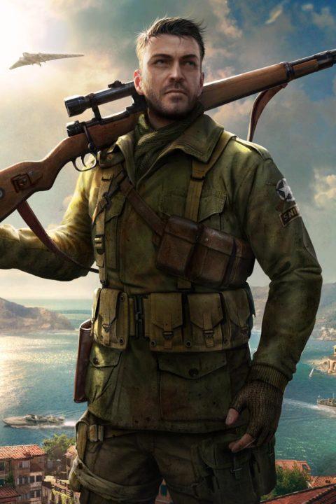IM1825: Sniper Elite 4