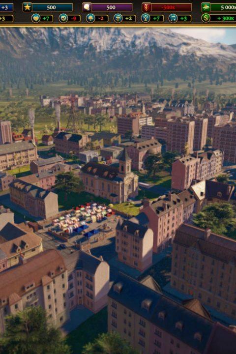 IM1814: Urban Empire