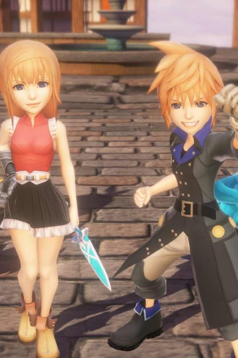 IM1828: World of Final Fantasy