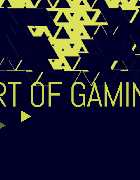 """IM1835: Interview """"Art of Gaming"""""""