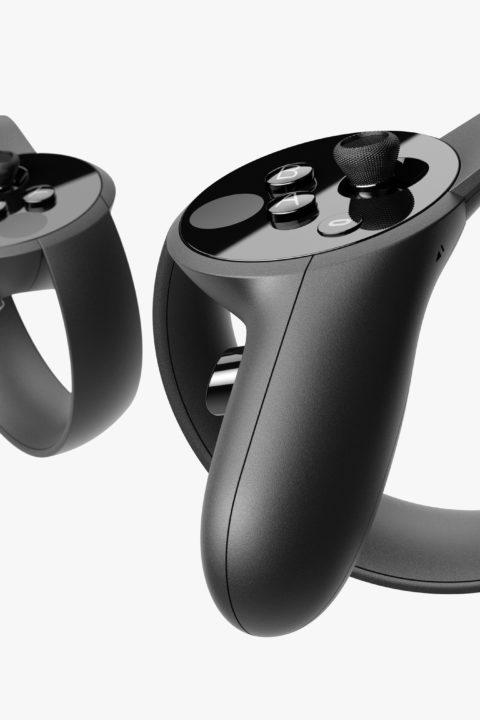 IM1832: Oculus Touch