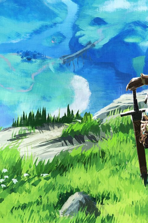 IM1853: The Legend of Zelda – Breath of the Wild