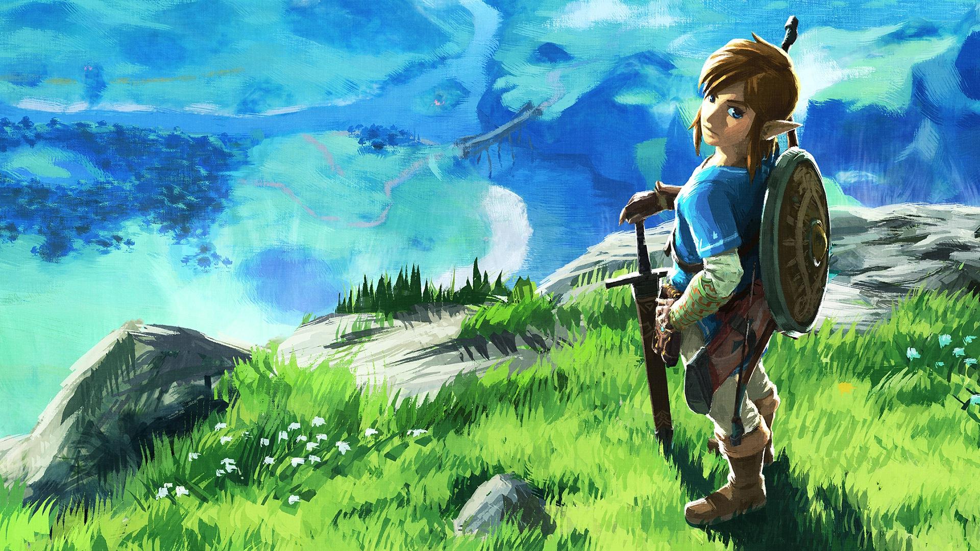 IM1853 The Legend Of Zelda