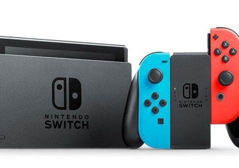 IM1837: Nintendo Switch
