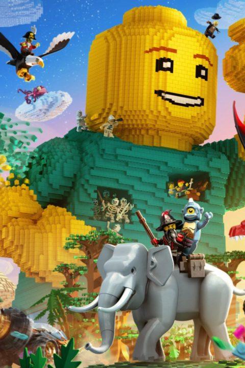IM1865: Lego Worlds