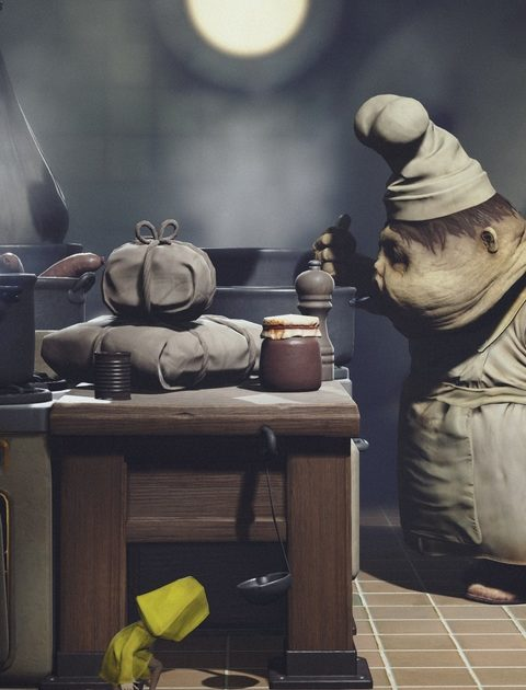 IM1883: Little Nightmares
