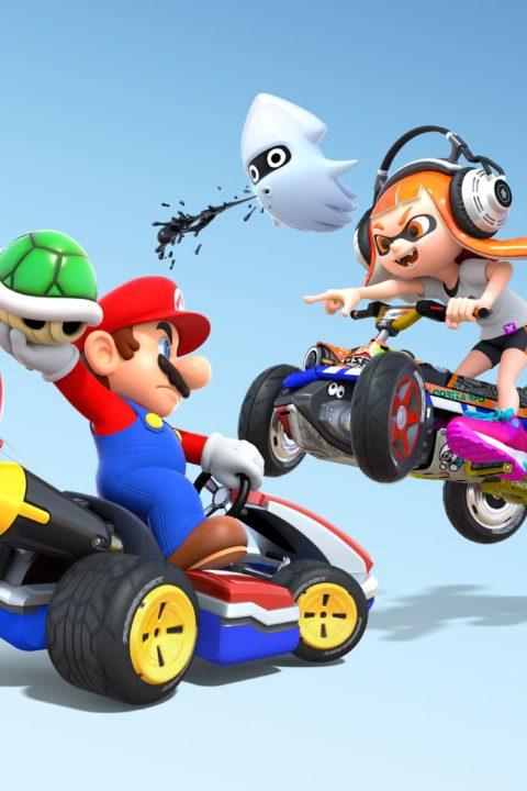 IM1902: Mario Kart 8 Deluxe