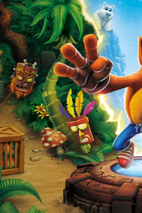 IM1969: Crash Bandicoot N.Sane Trilogy