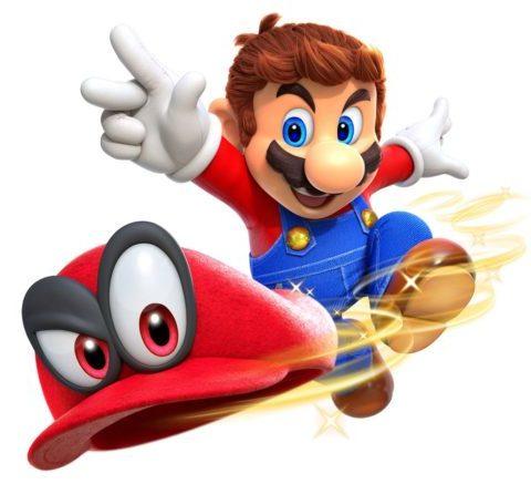 Wochenmenu KW46 (Super Mario Odyssey)
