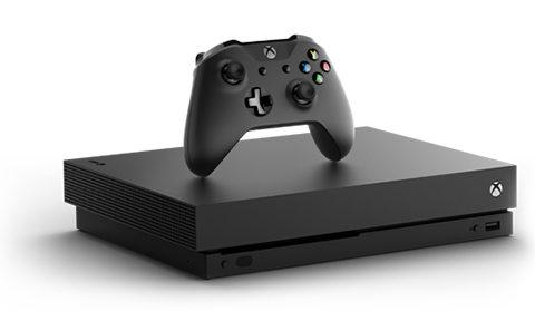 IMF2069: Xbox One X (inkl. Wochenmenu KW48)
