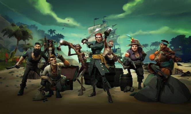 Sea of Thieves – Interview with Mike Chapman & Joe Neate from Rare