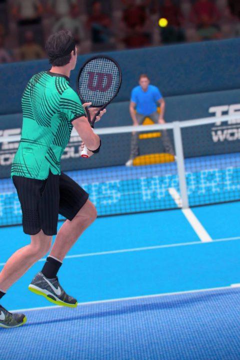 IM2221: Tennis World Tour
