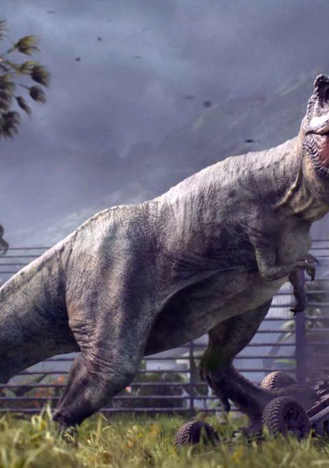 IM2222: Jurassic World Evolution