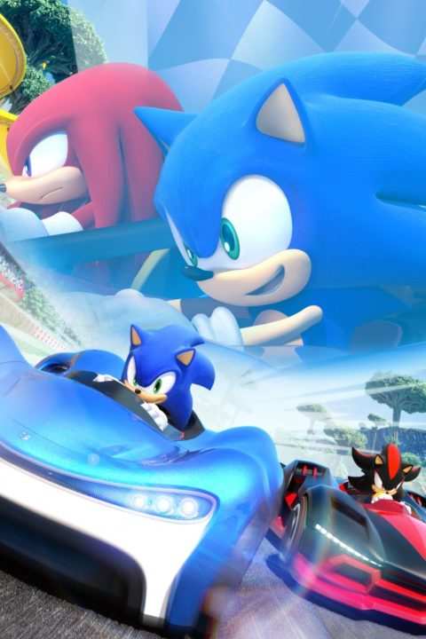 IM2220: Team Sonic Racing (Preview & Interview)