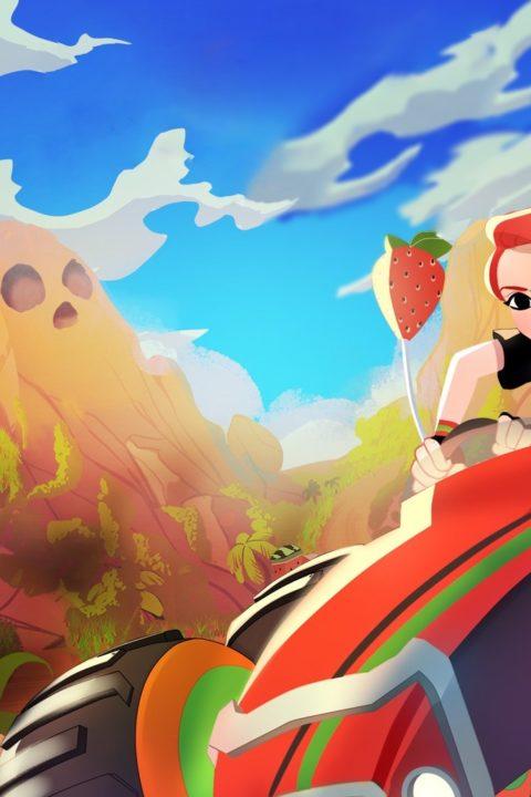 IM2250: All-Star Fruit Racing