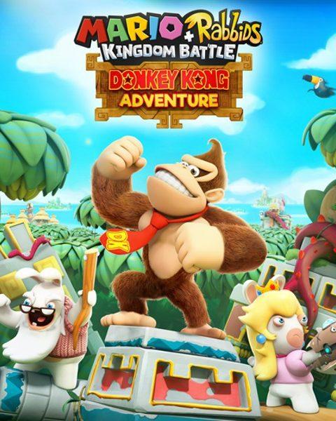 IM2246: Donkey Kong Adventure – DLC für Mario+Rabbids Kingdom Battle