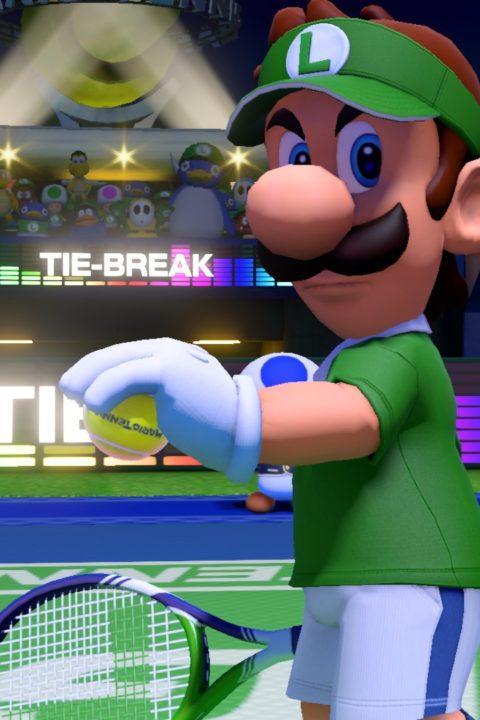IM2233: Mario Tennis Aces