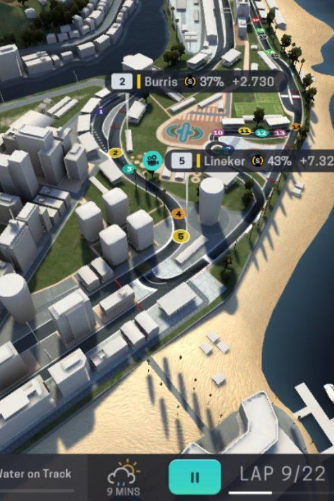 IM2256: Motorsport Manager 3 Mobile