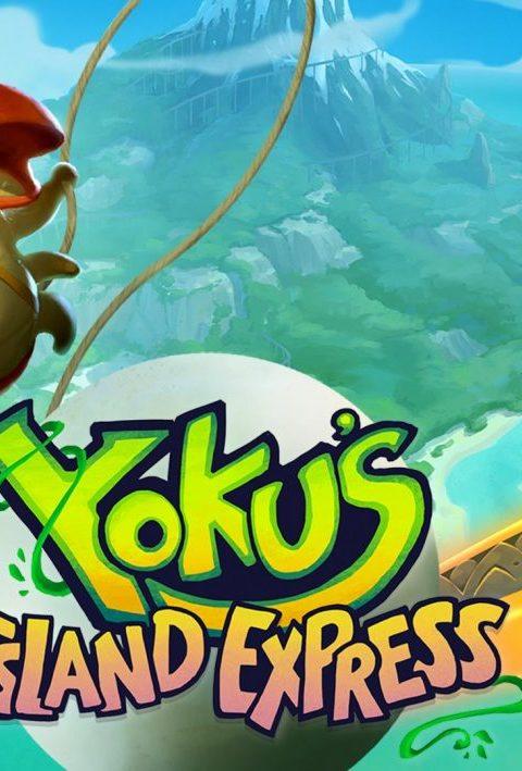 IM2243: Yoku's Island Express
