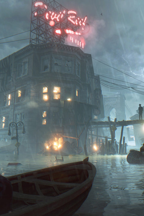 IM2275: Gamescom 2018 – Nachschlag mit The Sinking City, Transference, Anno 1800, DoA 6 & jede Menge Indies