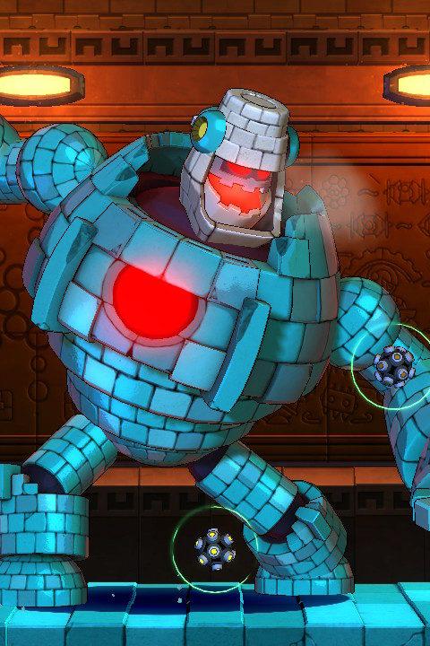 IM2300: Mega Man 11