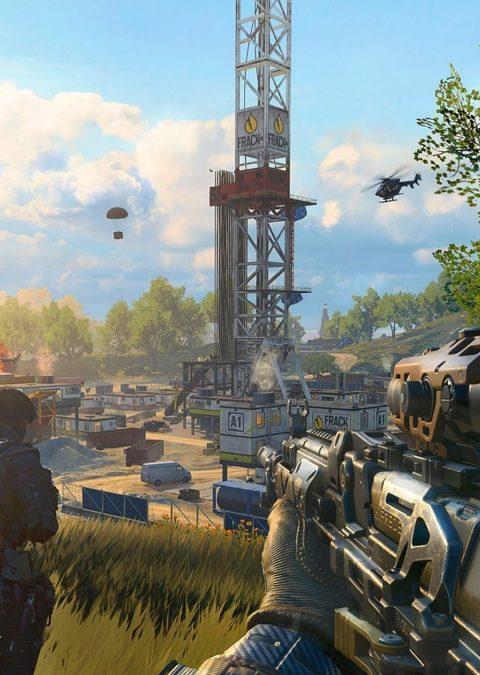 IMF2316: Call of Duty – Black Ops IIII