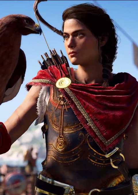 IM2312: Assassin's Creed Odyssey