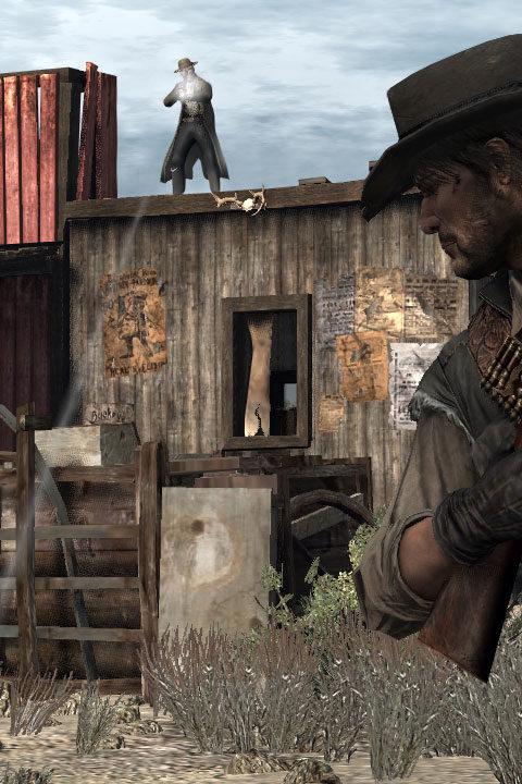 IMF2307: Nachschlag – Red Dead Redemption