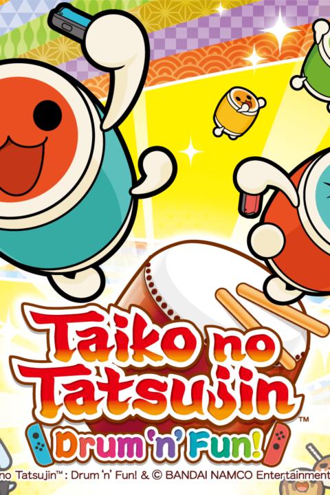 IM2324: Taiko no Tatsujin – Drum 'n' Fun!