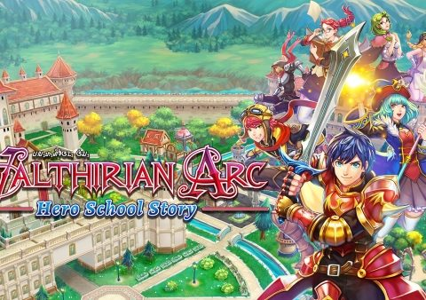 IM2347: Valthirian Arc – Hero School Story