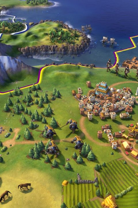 IM2344: Civilization VI
