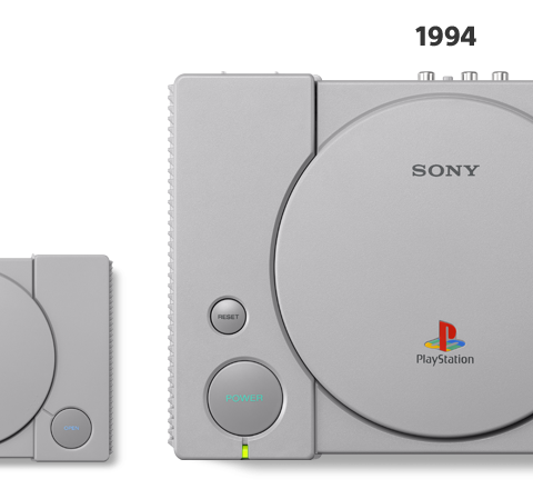 IMF2346: PlayStation Classic